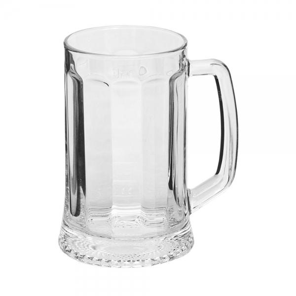 Кружка для пива ЛАДЬЯ 500 мл 04C1144