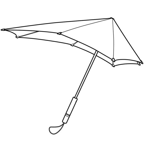 Зонт-трость Senz° original lofty leaves 2011133