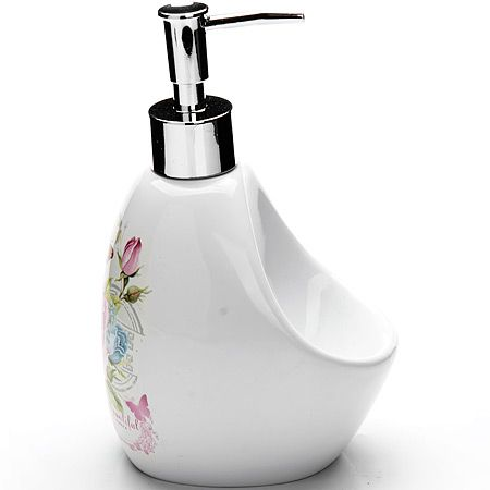 Дозатор для мыла Loraine «Ягоды» 400 мл 26282