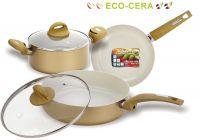 Набор посуды c покрытием Eco-Cera из 5 предметов Vitesse VS-2225