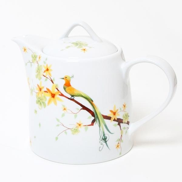 Чайник заварочный PARADISE BIRD 800 мл