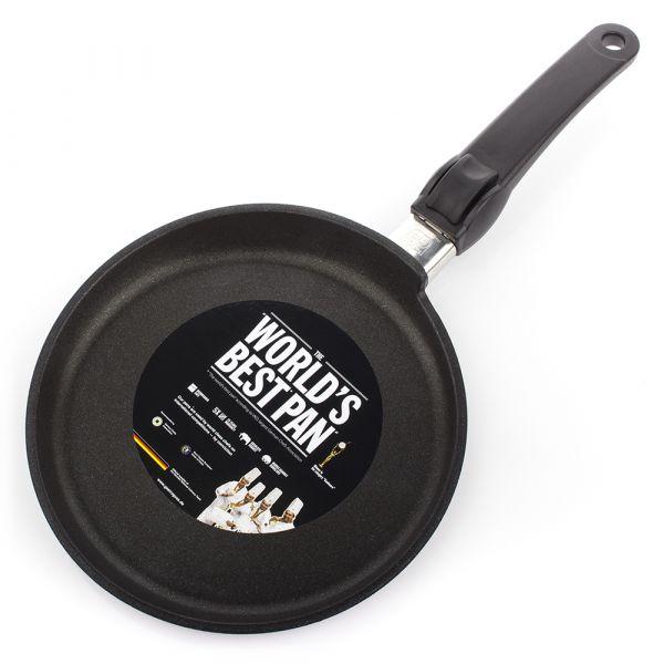 Сковорода блинная 24 см AMT Frying Pans со съемной ручкой AMT124