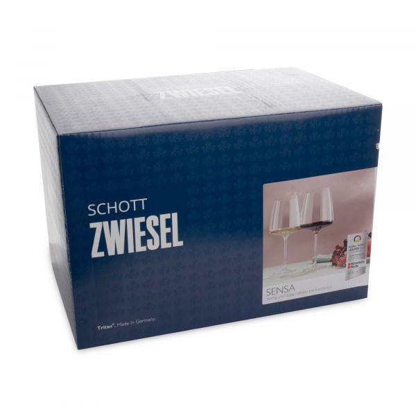 Набор бокалов для красного вина SCHOTT ZWIESEL Sensa 6 шт 710 мл 120 595-6