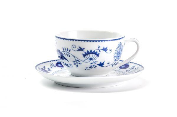 """Чайная пара 200 мл, La Rose des Sables, серия """"Синий лук"""", 613520 1313"""
