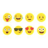 Маркеры для бокалов Balvi Emoji 8 шт 26644