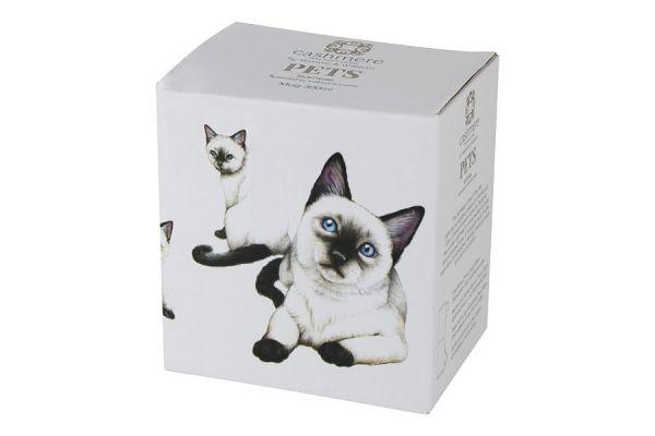 Кружка Сиамская кошка в подарочной упаковке, MW637-PB0715