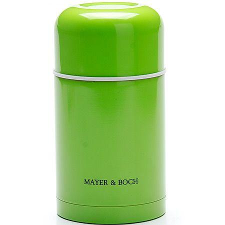 Термос из нержавеющей стали 600 мл зеленый Mayer&Boch, 26634-1