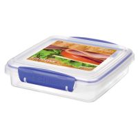 Контейнер для сэндвичей SISTEMA 450мл KLIP IT™ Rectangular