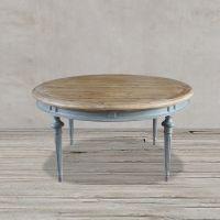 Стол ROOMERS 76x150x150 см IDL-368CG