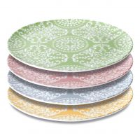 Набор тарелок декоррированных BergHOFF Essentials 30 см 8500249