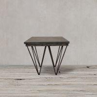 Стол приставной Кито ROOMERS, F13605-10-S