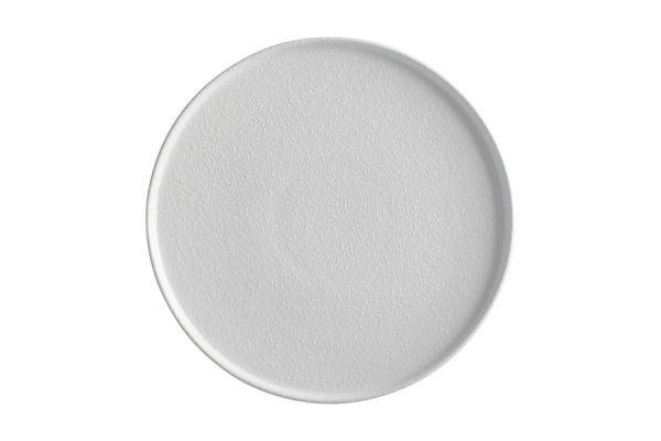 Тарелка обеденная Икра (белая) без индивидуальной упаковки, MW602-AX0236