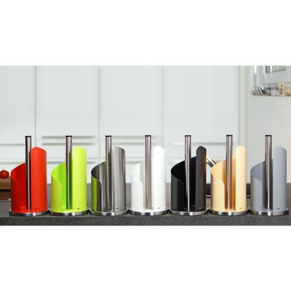 Держатель для бумажных полотенец Stardis, 30Х15 см, серый-матовый 242100