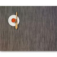 Салфетка Chilewich BAMBOO подстановочная жаккардовое плетение материал винил 36x48 см Grey Flannel 0025-BAMB-GRFL