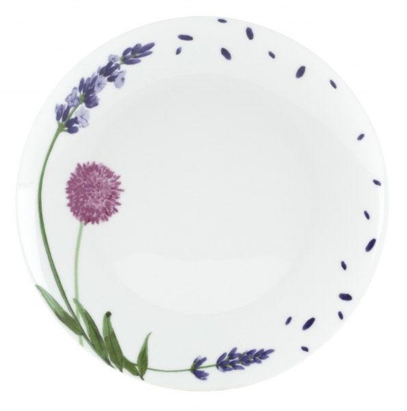 Тарелка обеденная LAVENDER BLADE 24,5 см