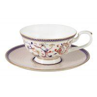 Чашка с блюдцем Королева Анна, AL-M1929_CS-E9