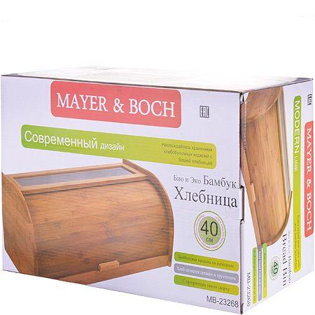 Хлебница из бамбука Mayer&Boch, 23268