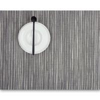 Салфетка Chilewich RIB WEAVE подстановочная жаккардовое плетение материал винил 36x48 см Pearl 0027-RIBW-PEAR