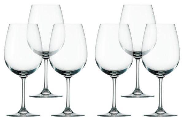 Набор: 6 бокалов для вина Weinland, большие