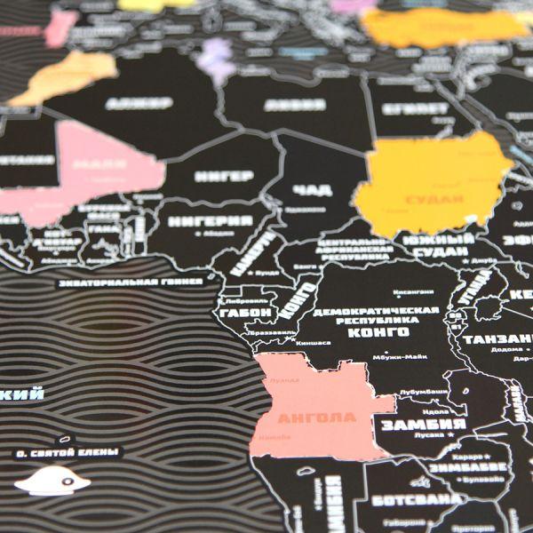 Карта true map plus black 0500