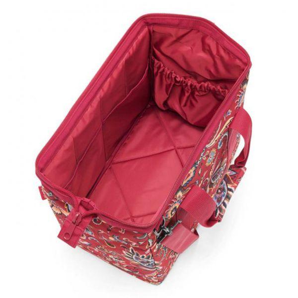 Сумка Allrounder M paisley ruby MS3067
