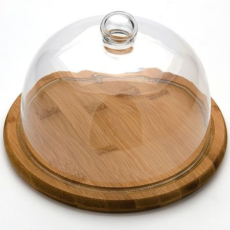 Сырница из бамбука 20,5 см Mayer&Boch, 23264
