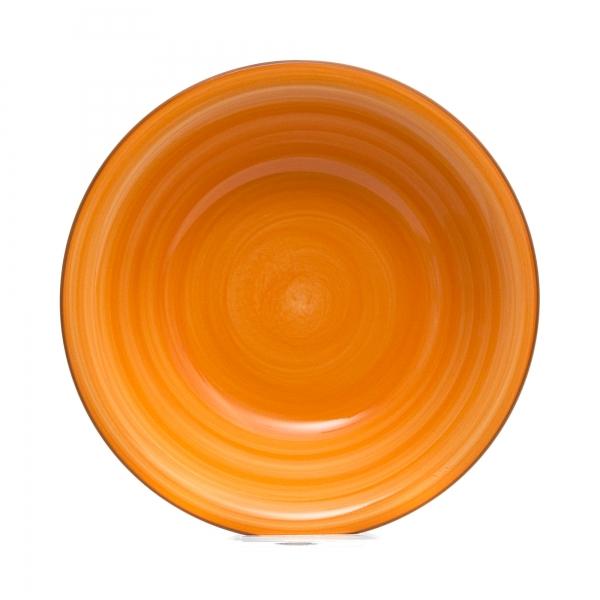 Тарелка суповая ORANGE COLORS 20 см