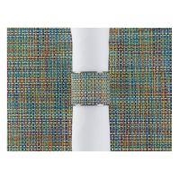 Кольцо для салфеток CHILEWICH Stainless steel Garden 0801-MNBK-GARD