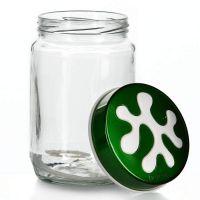 Банка для хранения Herevin 720 мл зеленая 135367-002