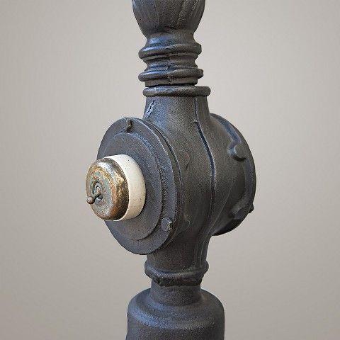 Лампа напольная ROOMERS A028