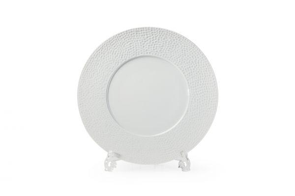 Тарелка десертная 23 см, Tunisie Porcelaine, серия MARTELLO