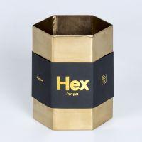 Подставка для ручек hex DYHEXGPEP