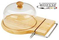 Доска для сыра с ножом 19 см Vitesse VS-8629