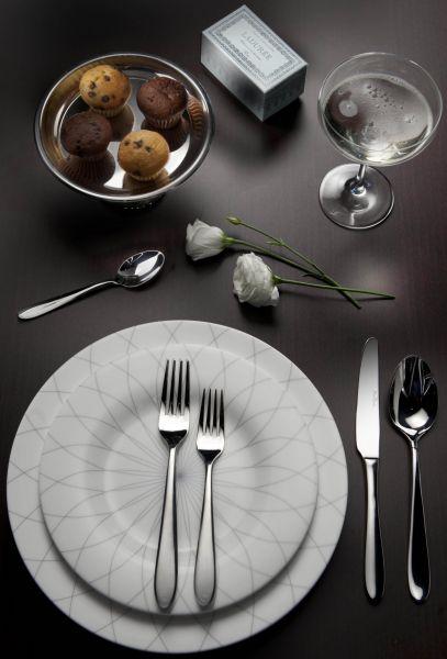 Набор столовых приборов Pintinox Ritz 24 предмета в эконом упаковке