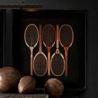 Картина Теннисные ракетки H-DIM-WS-0003-Z