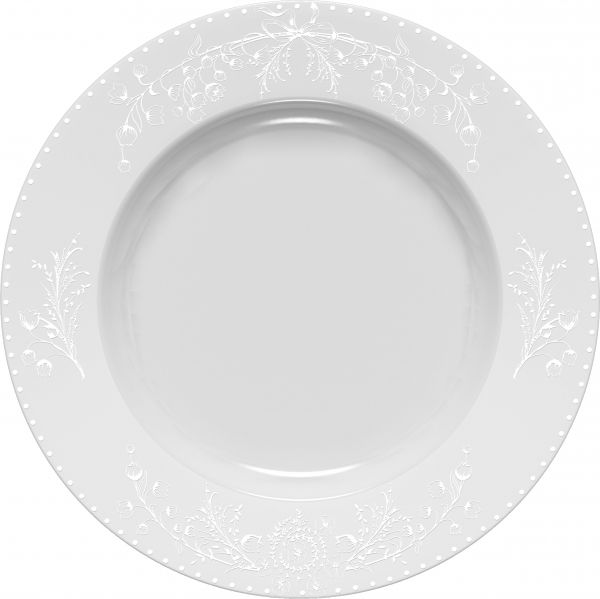 Тарелка обеденная SPRING ROMANCE 27см