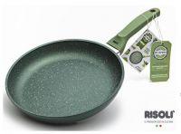 Литая сковорода Risoli Dr Green Induction 20 см, 00103DRIN/20