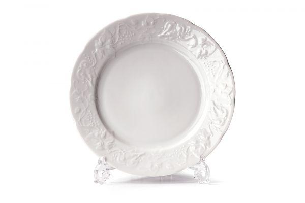 Тарелка пирожковая 16 см, Tunisie Porcelaine, серия VENDANGES