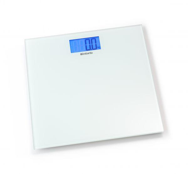 Весы Brabantia для ванной комнаты максимальная нагрузка 180 кг 483127