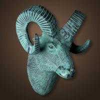 Декор ROOMERS «Голова барана» 4454