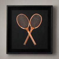Картина Теннисные ракетки H-DIM-WS-0002-Z