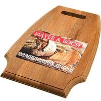 Доска разделочная Mayer&Boch в форме елочки большая 10-2