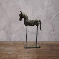 Декор ROOMERS «Лошадь» 9x52x32 см TR-AM-234