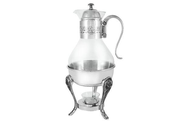 Чайник-кофейник Британи 1.4л с подогревом, RE-198217.1