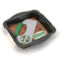 Противень BergHOFF Perfect Slice квадратный с инструментом для нарезания 1100053