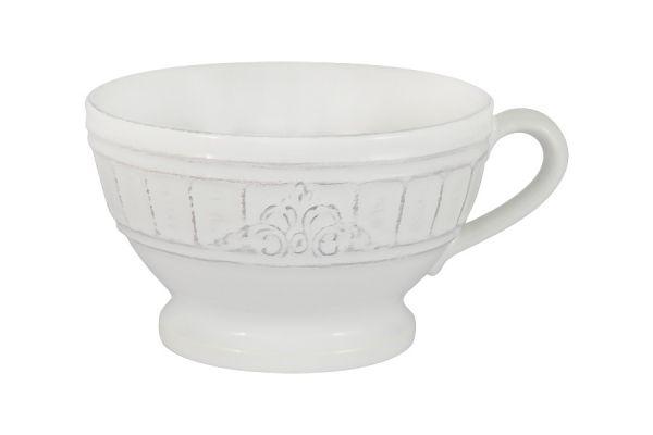 Чашка для завтрака, суповая чашка Venice (белая) без индивидуальной упаковки, MC-F488400005D0053