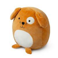 Подушка диванная «Woof!» Balvi, коричневая, 26964