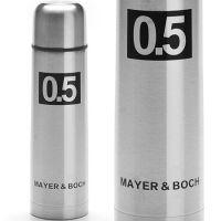 Термос 500 мл из нержавеющей стали, чехол-сумка, Mayer&Boch, 27611