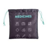 Сумка для лекарств Medicines бирюзовая 270584T D'casa
