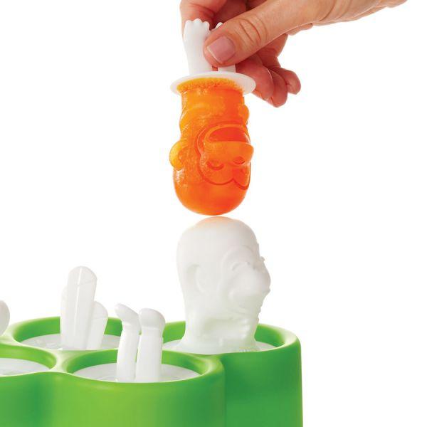 Форма для мороженого Safari 4 шт. ZK134